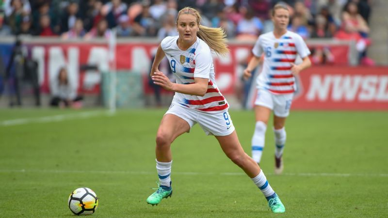 Meet the 2019 USWNT: Lindsey Horan