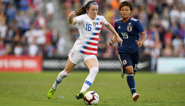 Meet the 2019 USWNT: Rose Lavelle