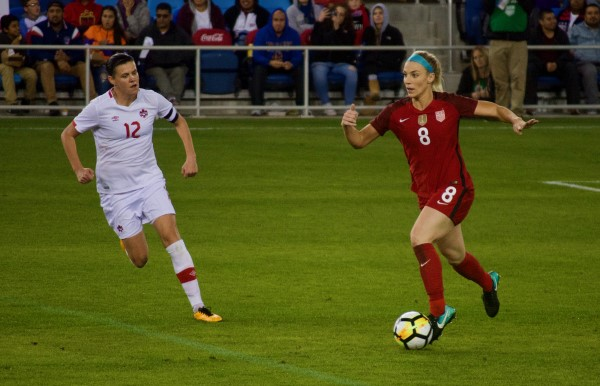 Meet the 2019 USWNT: Julie Ertz