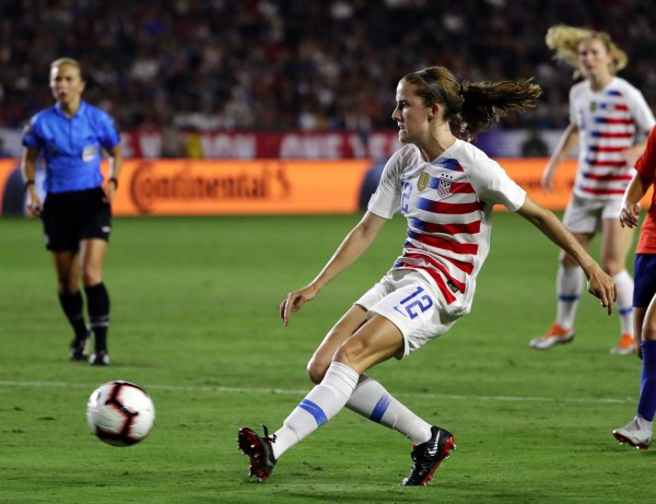 Meet the 2019 USWNT: Tierna Davidson