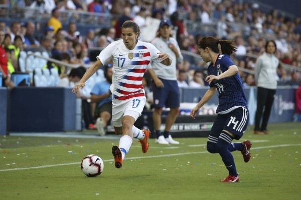 Meet the 2019 USWNT: Tobin Heath